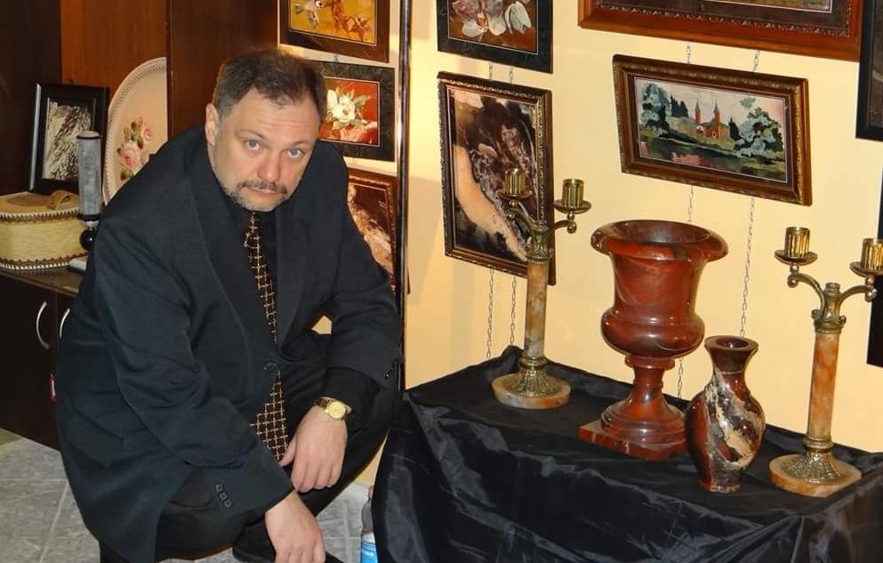 Александр Иванович Орловский - эксперт в области нумизматики эксперт по клинкам и монетам